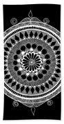 Estrella Mandala Beach Sheet