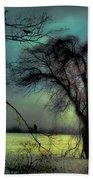 Ethereal Trees Beach Sheet