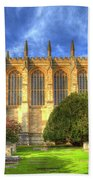 Eton College Chapel Beach Sheet