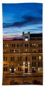 Evening At Pabst Beach Towel