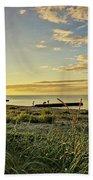 Evening Mood Beach Towel