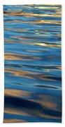 Evening Silk Beach Towel