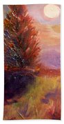 Evening Splendor Beach Towel