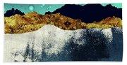 Evening Stars Beach Sheet