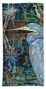 Everglades Beach Towel