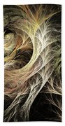 Evolve Fractal Beach Towel