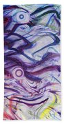 Exhalation Beach Towel