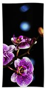 Exotic Orchid 6 Beach Towel