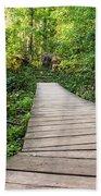 Explore Nature Beach Towel