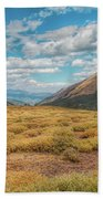 Exploring Guanella Pass Beach Towel