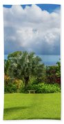 Explosion Of Color Beach Towel