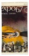 Expo 67 Beach Sheet