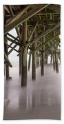 Exposed Structure Beach Towel