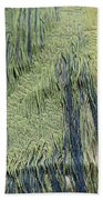 Fabric Texture Beach Towel