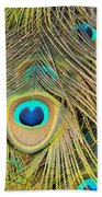 Fabulous Feathers Beach Towel