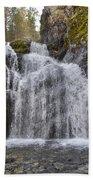 Faery Falls Beach Towel