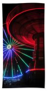 Fair Lights Beach Towel
