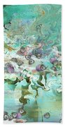 Fairie Garden Beach Towel