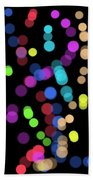 Fairy Dots Beach Towel
