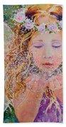 Fairy Dust Beach Towel
