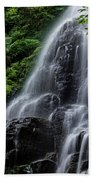Fairy Falls Beach Towel by Hans Franchesco
