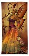 Fairy Lilith Beach Towel