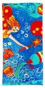 Fairy Liquid Beach Towel