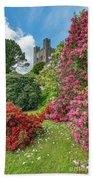 Fairy Tale Garden Beach Towel