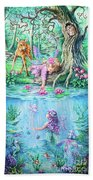 Fairy Tale Beach Towel