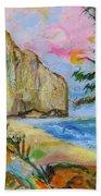 Falaise Beach Towel