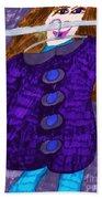 Fall Coat Sale Beach Towel
