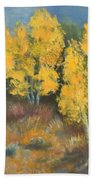 Fall Delight Beach Towel