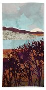 Fall Foliage Beach Towel