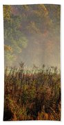 Fall In Cades Cove Beach Towel