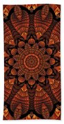 Fall Splendor Beach Towel