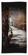 Fall Wonder Land Beach Towel