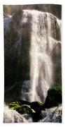Falls Creek Falls Beach Towel