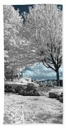 Falls Of The Ohio State Park Beach Towel