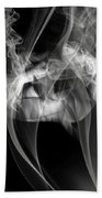 Fantasies In Smoke Iv Beach Towel
