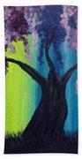 Fantasy Tree Beach Towel