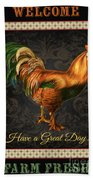 Farm Fresh-jp2789 Beach Towel