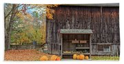 Farm Stand Etna New Hampshire Beach Sheet