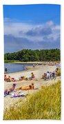 Faro Beach Beach Towel