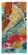 Fatal Attraction Beach Towel