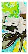 Fate/hollow Ataraxia Beach Towel