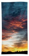 Fearless Awakened Beach Towel by Jason Coward