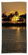Feather Dusters Beach Towel