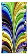 Feathered Friends Beach Towel