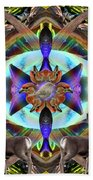 Feathered Nature Beach Towel