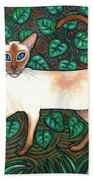 Felina And The Monarch Beach Sheet